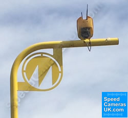 Vector Average Speed Camera